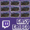 Twitch Wall PRO
